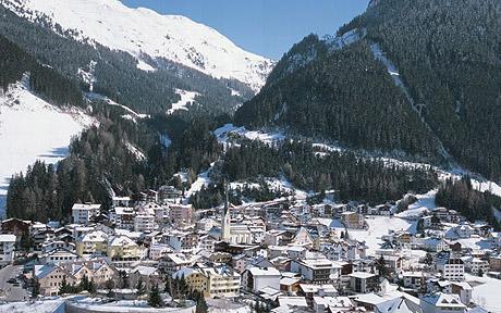 Перепад высот: 1377-2864 м
